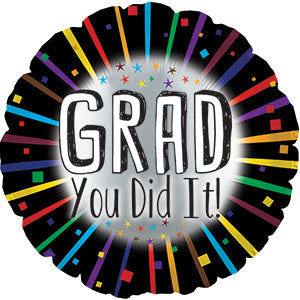 Grad You Did It