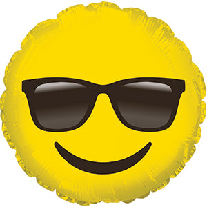 Emoticon with Shades