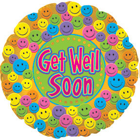 Get Well Soon Smiley
