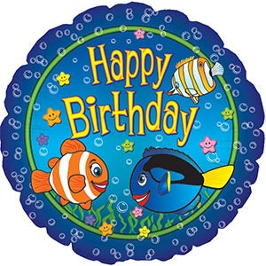 Big Fish Birthday
