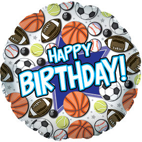 Happy Birthday Sports