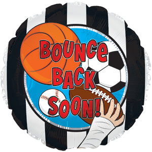 Bounce Back Soon Sports