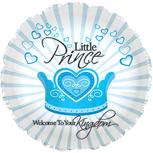 Welcome Little Prince