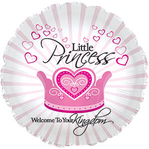 Welcome Little Princess