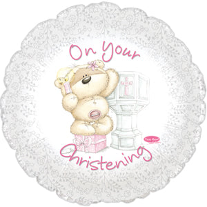 On Your Christening Girl - Fizzy Moon