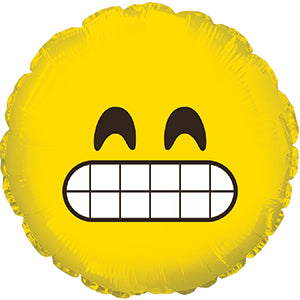 Emoticon Grimace