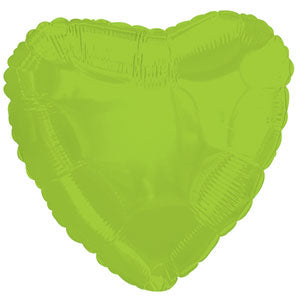 Lime Green Heart