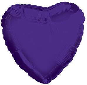 Deep Purple Heart