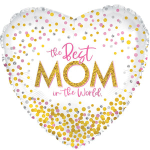 Confetti Best Mom