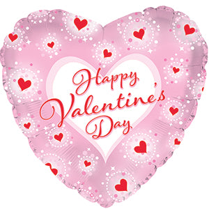 Happy Valentine's Day Heart Twinkles