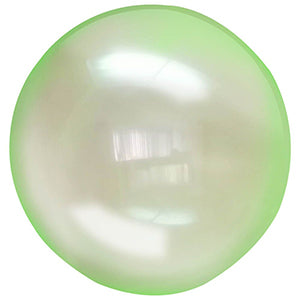 Lime Green Bubble Bubble Latex