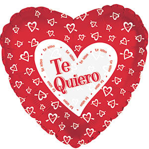 Te Quiero Hearts w/Arrows