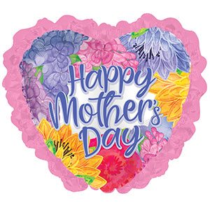 Happy Mother's Day Lavender Font