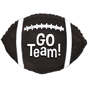 Go Team! Football Black