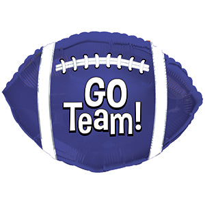 Go Team! Football Navy