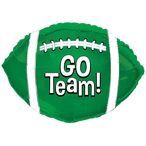 Go Team! Football Green