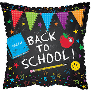 Back to School Pennants
