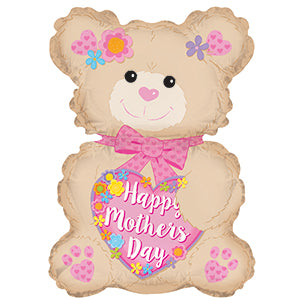 Happy Mother's Day Latte Bear