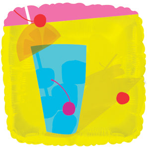 Summer Fun w/Fruity Cool Drink