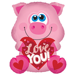 Love You Pink Piglet