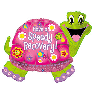 Speedy Recovery Turtle