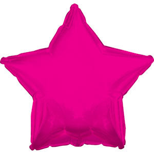 Hot Pink Star