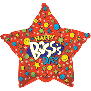 Happy Boss's Day Smiley Faces
