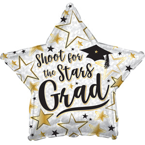 Shoot for the Stars Grad