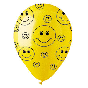 Smiley Face Standard Latex All-Around Print
