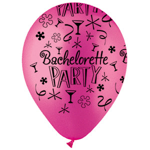Bachelorette Party Latex All-Around Print