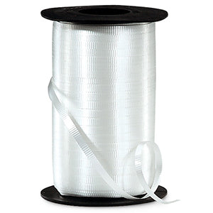 Ribbon Spool – White