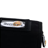 Thornton's Art Supply Premium 150 Slots Canvas Pencil Case, Zippered Super Large Capacity Pen Bag, Multi-layer Stationary Pouch Case, Cosmetic Makeup Bag for Colored/Watercolor Pencils, Gel Pens