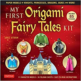 Origami Fairy Tales Kit