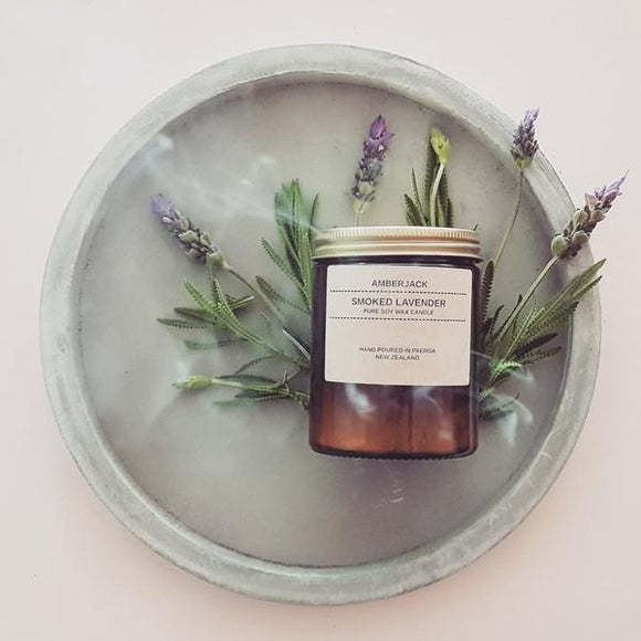 Candle - Smoked Lavender
