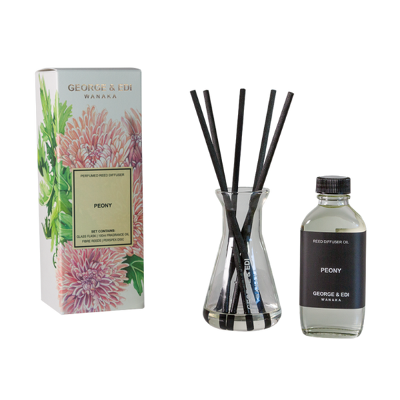 Reed Diffuser : Peony