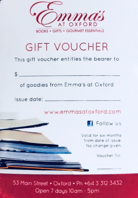 Gift Voucher - The Perfect Gift  , $70.00
