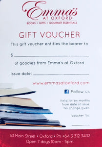 Gift Voucher - The Perfect Gift  , $50.00