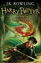 Harry Potter and the Chamber of Secrets - J K Rowling Book 2