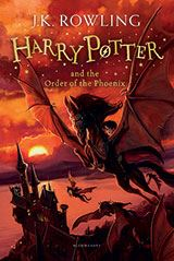 Harry Potter and the Order of the Phoenix- J K Rowling Book 5