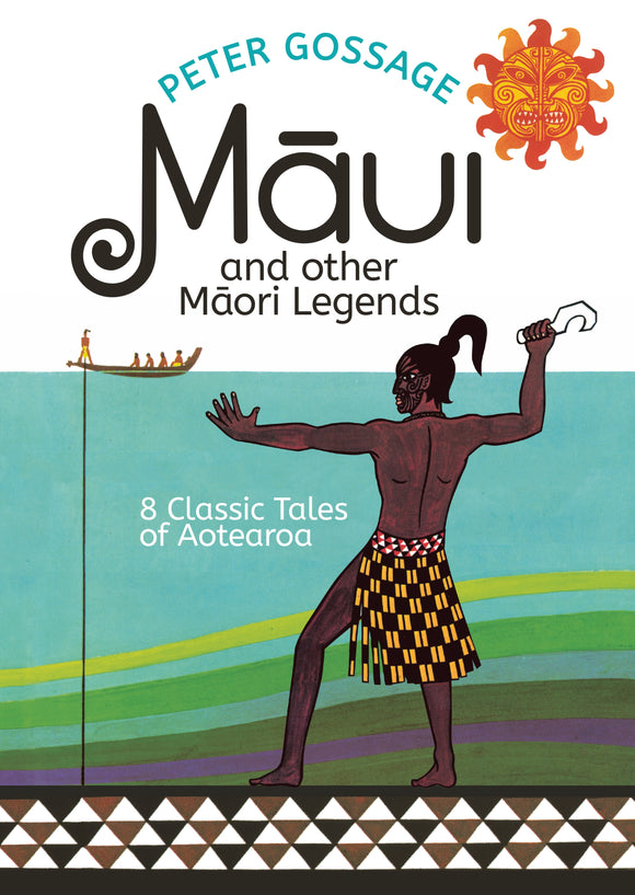 How Maui Slowed The Sun - Peter Gossage