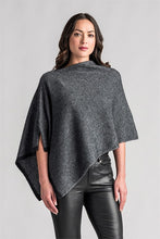 NZ Made  Merino Poncho's in Several Colours
