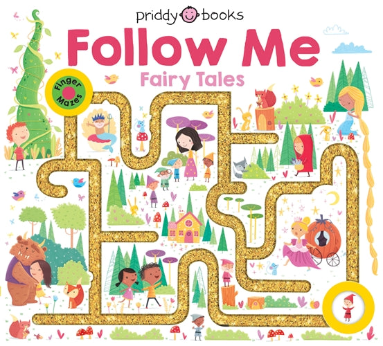 Follow Me Fairy Tales - Roger Priddy