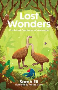 Lost Wonders - Sarah Ell
