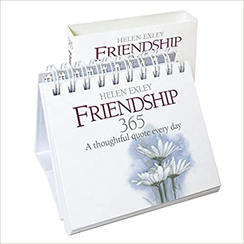 Friendship : Perpetual Calendar - Helen Exley