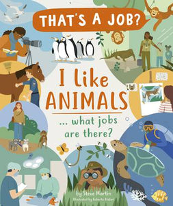 I Like Animals ... what jobs are there? (That's a Job?) - Steve Martin