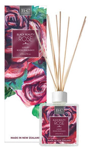 Reed Diffuser : Black Beauty Rose