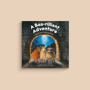 A Baa-rilliant Adventure - Jennifer Somervell