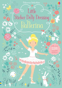 Little Sticker Book - Dolly Dressing Ballerina
