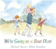 We're Going on a Bear Hunt - Rosen, Michael  (Board Book)