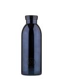 Clima  Drink Bottle by 24Bottles - 500ml Black Radiance